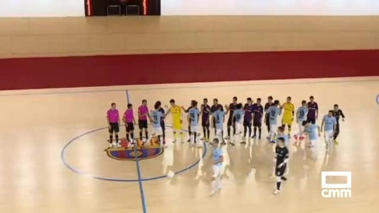 Barça Lassa B - Soliss FS Talavera (3-4)
