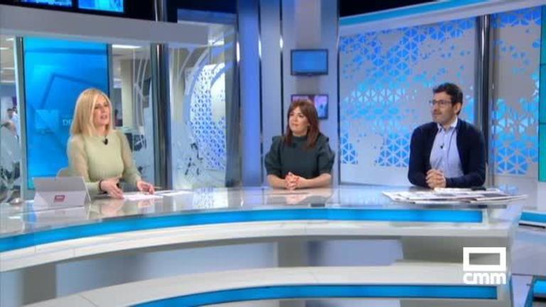 Entrevista a Javier Alarcón y Noelia Pérez