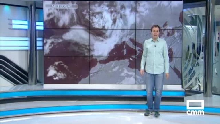 Una nueva DANA llega el lunes a Castilla-La Mancha
