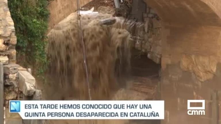 DANA en Cataluña: Al menos un muerto y cinco desaparecidos