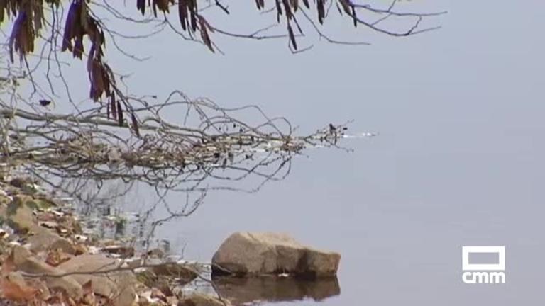 Los vecinos de El Robledo se quedan sin el tradicional baño de fin de año por la sequía