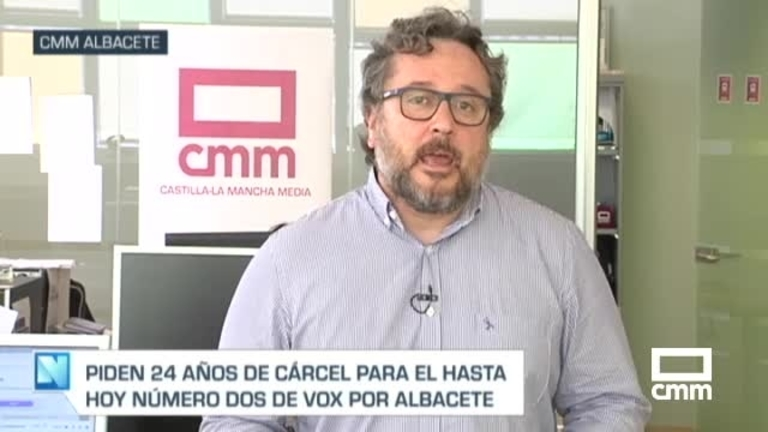 Renuncia el 2 de Vox al Congreso por Albacete acusado de delito fiscal