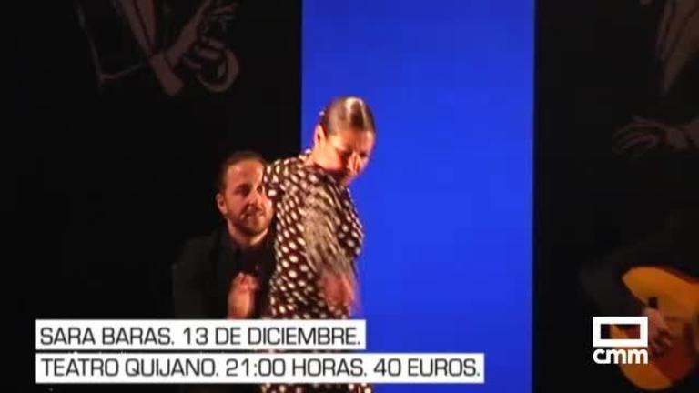 Sara Baras, León Benavente. La agenda cultural de Castilla-La Mancha.