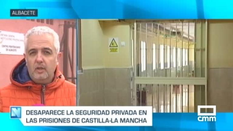 La prisión de La Torrecica no tendrá seguridad privada en 2020