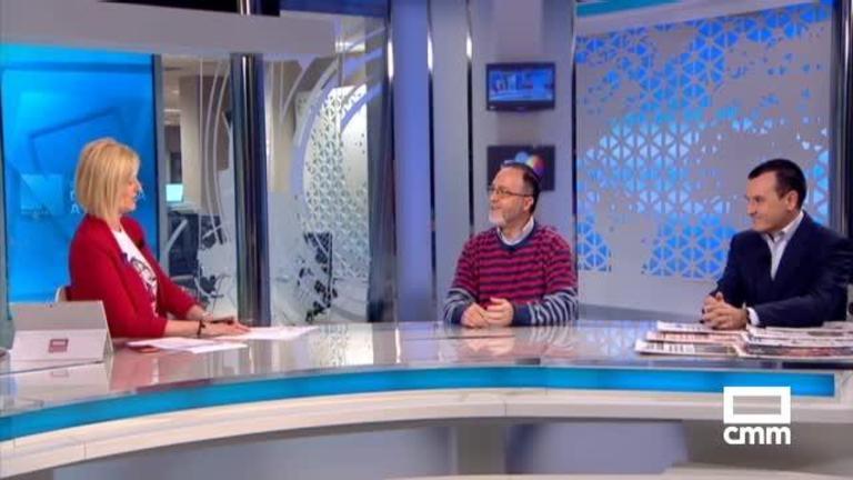 Entrevista a Alberto Casado y Damián Muñoz.