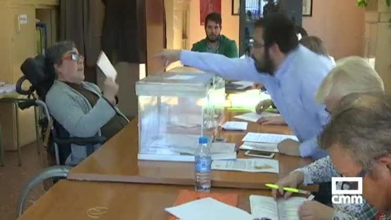 5.000 personas con discapacidad intelectual llamadas a votar en la región