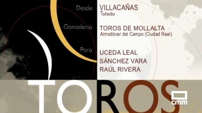 Toros desde Villacañas