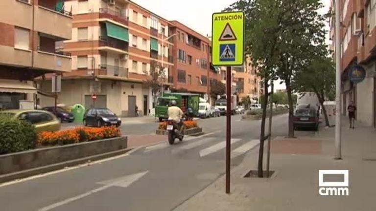 Muere en Albacete una mujer tras ser atropellada en un paso de cebra por un camión de bomberos