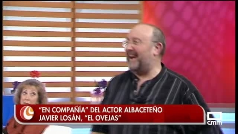 Entrevista al actor Javier Losán,