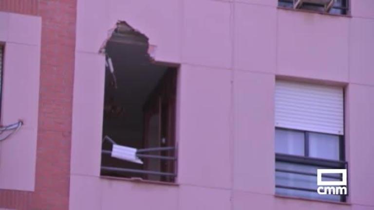 Explosión en Tarragona: la cúpula de la fábrica atravesó una fachada y mató a un hombre