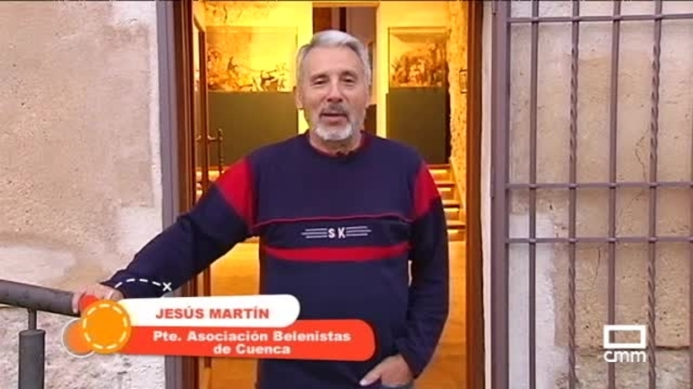 Cuenca recupera su emblemático belén napolitano