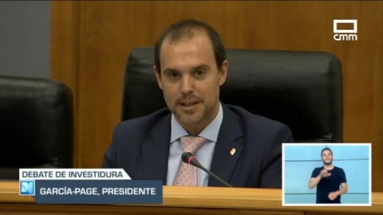 Emiliano García se convierte en nuevo en presidente de Castilla-La Mancha