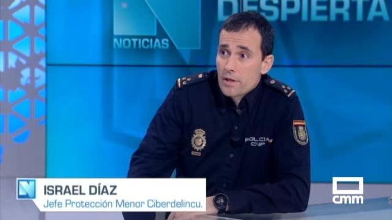 Entrevista a Israel Díaz