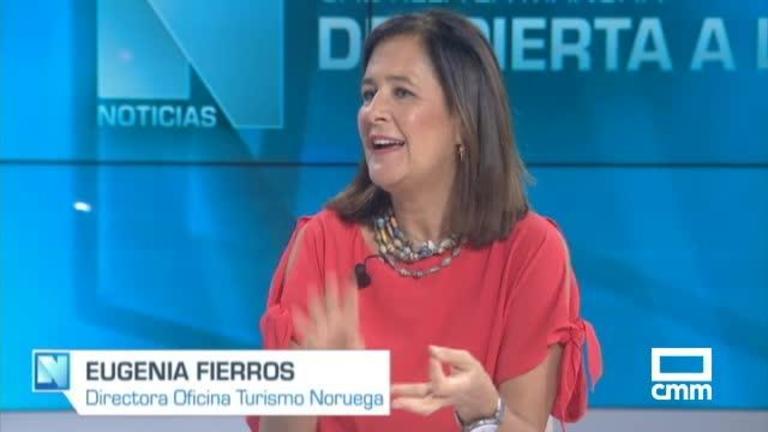 Entrevista a Eugenia Fierros