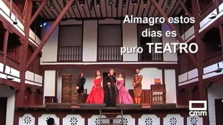 Sube el telón del Festival de Teatro Clásico de Almagro