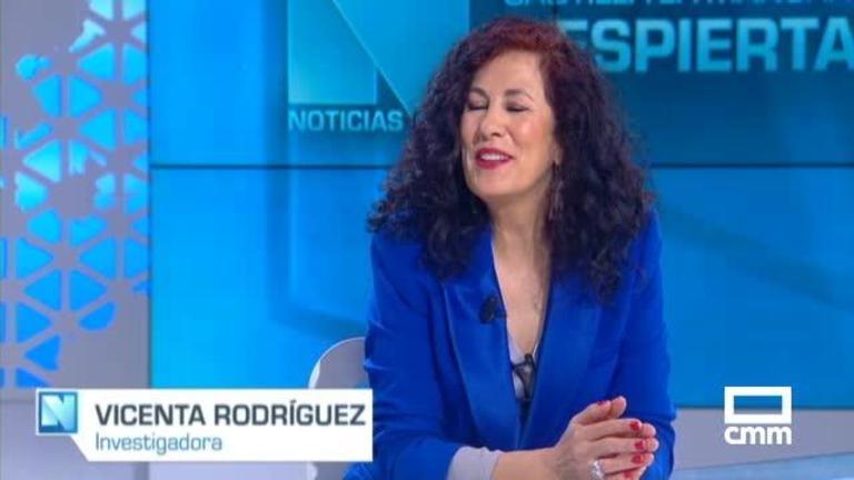 Entrevista a Vicenta Rodríguez