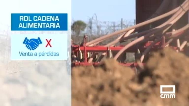 El Gobierno confía en que las nuevas medidas contra la crisis del campo acaben con la venta a pérdidas