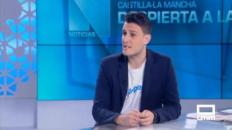 Entrevista a Marcos Albarrán