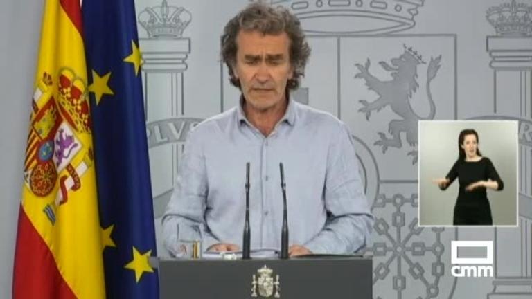 95 fallecidos, ligero repunte en el número de muertos por Covid-19 en España
