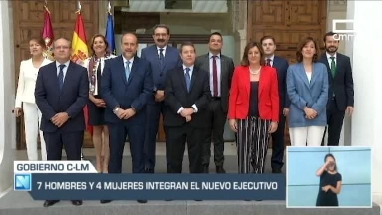 Castilla-La Mancha ya tiene nuevo gobierno