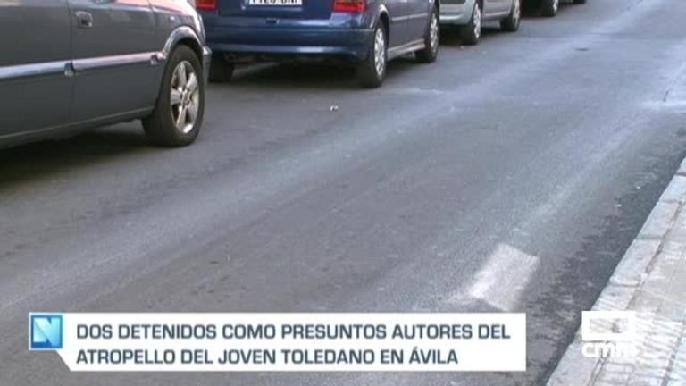 Decretan el ingreso en prisión de los 2 detenidos por el atropello mortal a un joven toledano en Ávila