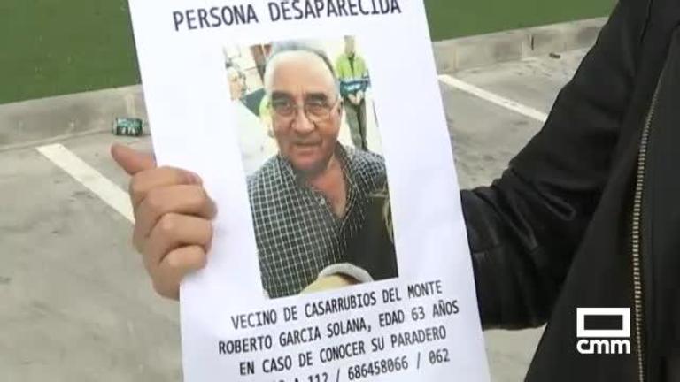 Prisión provisional para el detenido por la desaparición de Roberto García