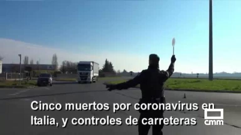 Cinco noticias de Castilla-La Mancha, 24 de febrero de 2020