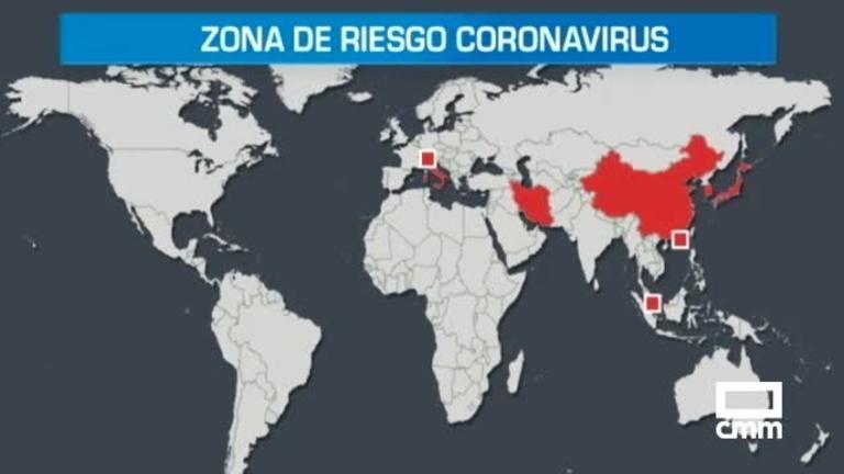 Se estudian nuevos casos posibles de coronavirus en Castilla-La Mancha