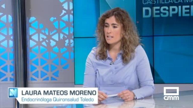 Entrevista a Laura Mateos Moreno