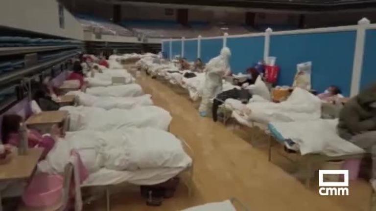 Las muertes por coronavirus en Hubei ascienden a 1.310 personas tras un cambio en la metodología de conteo