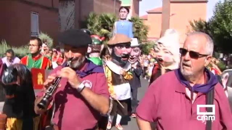 Miles de peñistas, protagonistas de la Semana Grande de Guadalajara