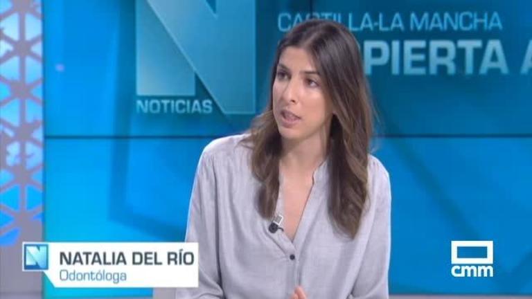 Entrevista a Natalia del Río