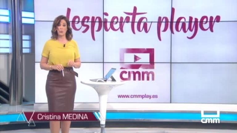 Despierta Player con Cristina Medina 9/1/2020