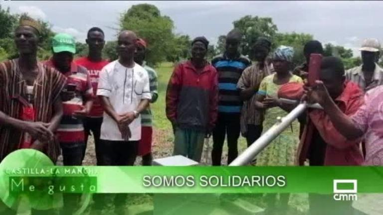 Castilla-La Mancha me gusta: Somos solidarios