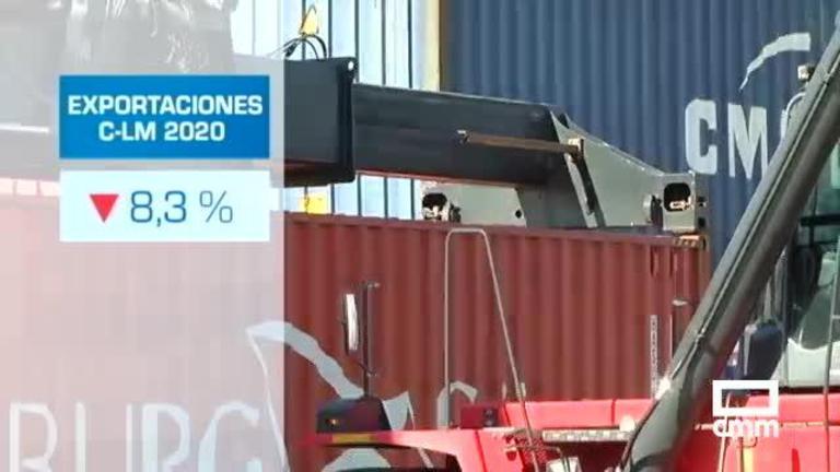 ICEX prevé una caída de las exportaciones de hasta un 8,3%  en 2020