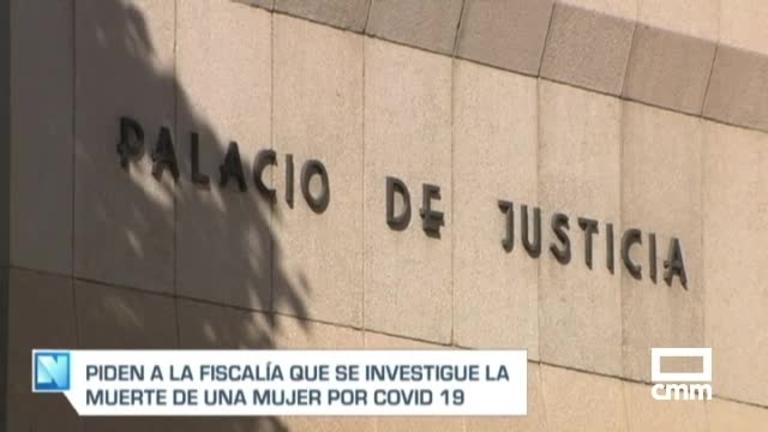 Piden a la Fiscalía que investigue la muerte en Albacete de una mujer de 60 años por Covid19