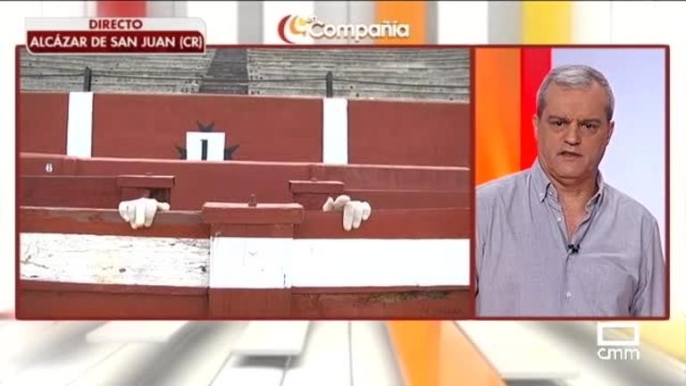 Agustín Durán toreando | En Compañía
