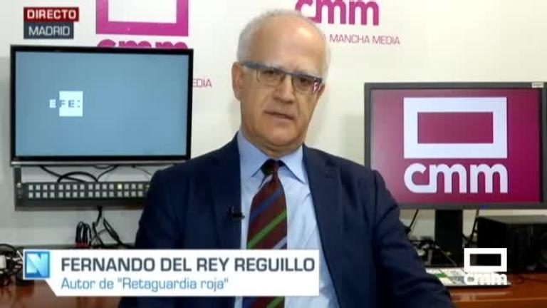 Entrevista a Fernando del Rey