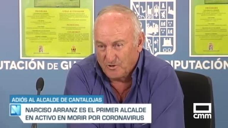 Muere el alcalde de Cantalojas (Guadalajara), Narciso Arranz, a consecuencia del coronavirus