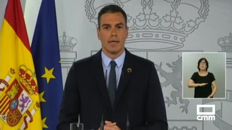 Sánchez ofrece militares como rastreadores y apoyar el Estado de Alarma para las CCAA