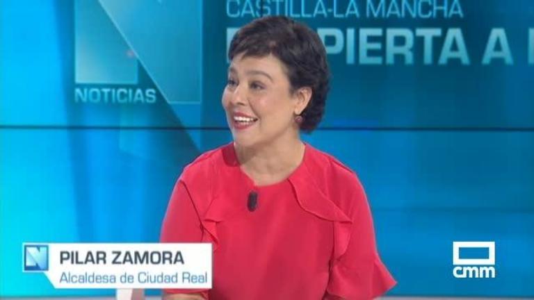 Entrevista a Pilar Zamora