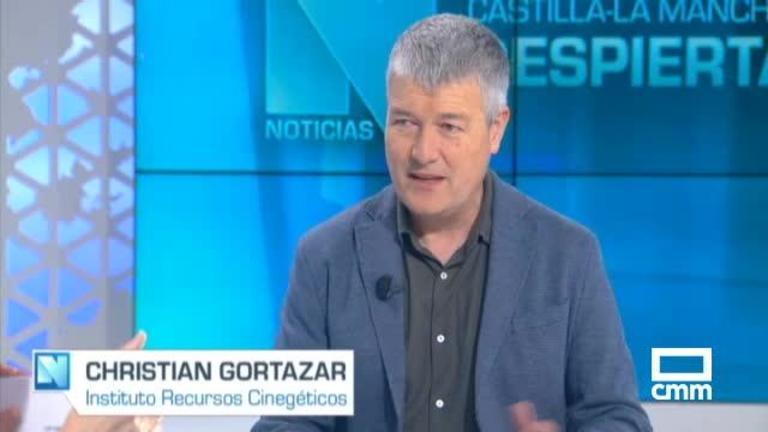 Entrevista a Christian Gortazar