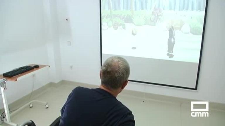 Castilla-La Mancha introduce la realidad virtual para pacientes en neurorrehabilitación