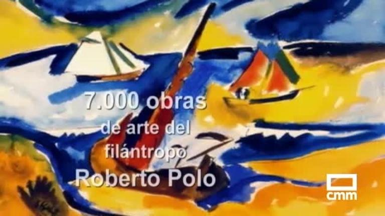 7.000 obras de la colección de arte de Roberto Polo se expondrán en Castilla- La Mancha