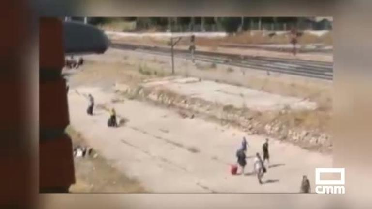 Nueva avería en la línea del tren Madrid-Badajoz cerca de Talavera