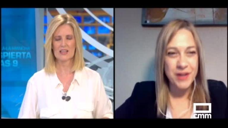 Entrevista a Carmen Picazo en  CLM Despierta