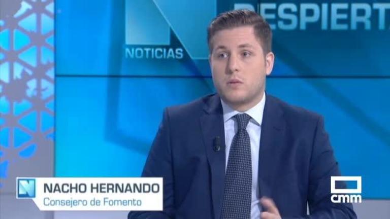 Entrevista a Nacho Hernando