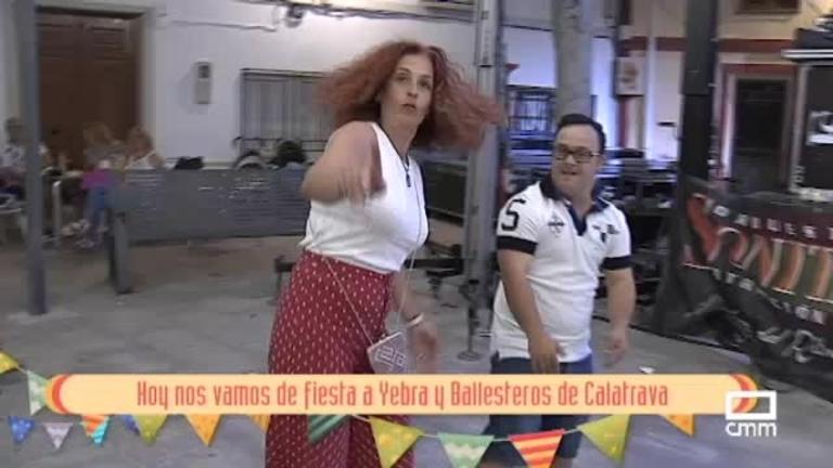 Fiesteros. Yebra y Ballesteros de Calatrava