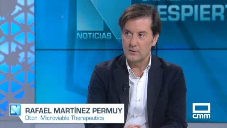 Entrevista a Rafael Martínez Permuy