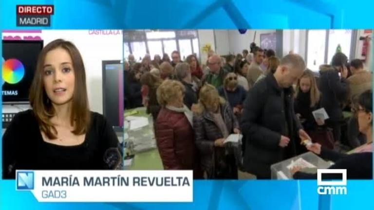 Entrevista a María Martín